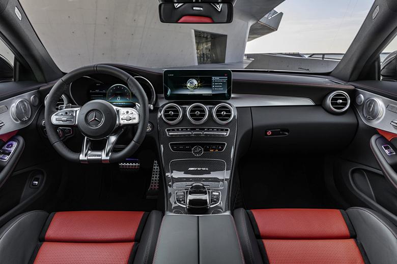 2019 Mercedes-AMG C63 Coupe Exterior, Interior Redesign