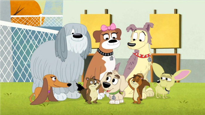 A Lucky Ladybug: Pound Puppies: A Rare Pair DVD Review And