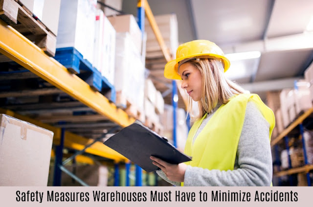 Safety Measures Warehouses Must Have to Minimize Accidents
