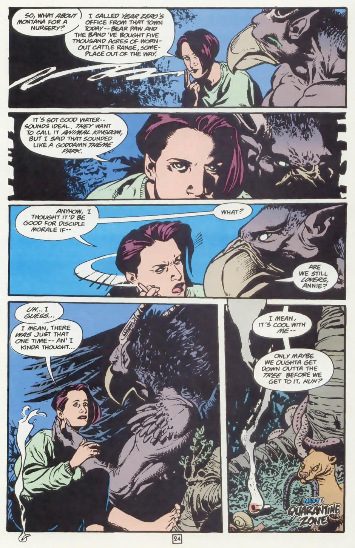 Read online Animal Man (1988) comic -  Issue #75 - 25