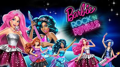 Barbie Rock et Royales (2015) film en ligne gratuit