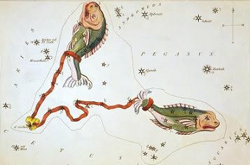 Zodia şi constelaţia Peştilor