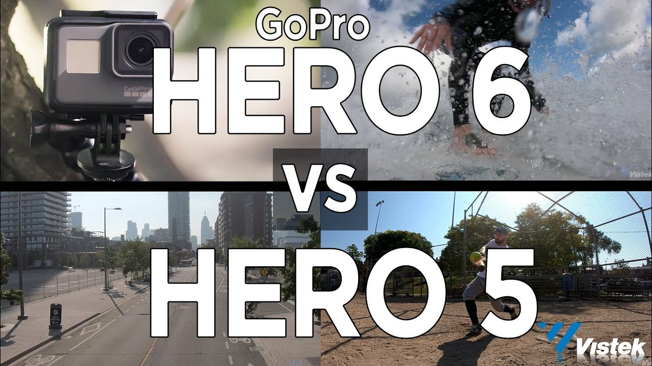 The GoPro HERO 6 Is Out It Might Look Same As 5 But Whats Inside Super Charged Enough To Warrant An Upgrade