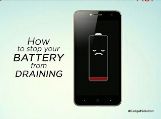 6 Ways On How to stop your Battery from Draining Too Fast