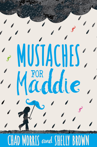 Mustaches for Maddie book review