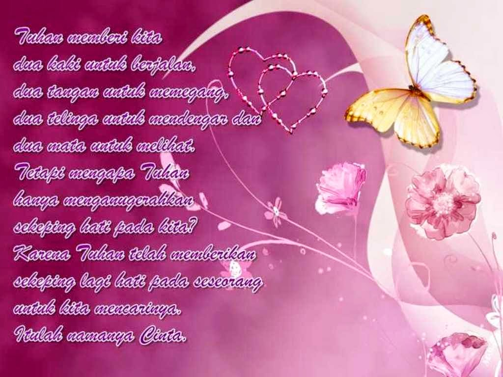 Kata Kata Romantis Cinta Yang Indah