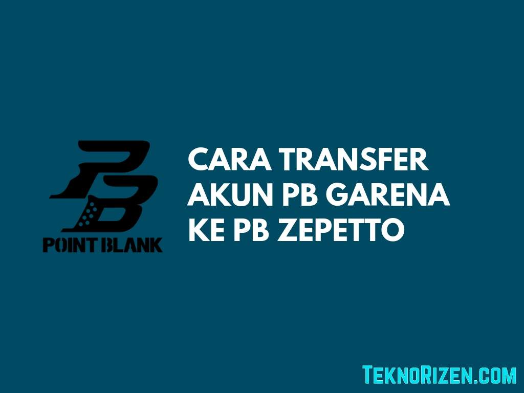 Zepetto transfer akun