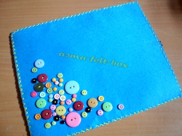 Ready Made: iPad Felt Case