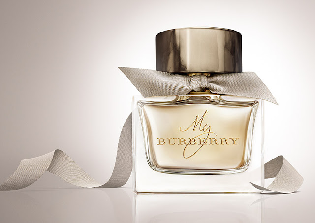 My Burberry Eau de Toilette Fragrance bottle