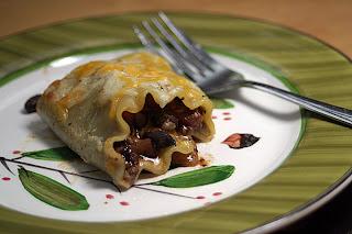 Chili Rollatini {Vegetarian} 1