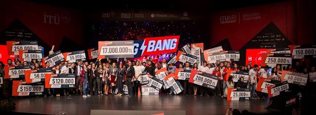 İTÜ Çekirdek'in yeni girişimlerin en iyilerini belirlediği 'Big Bang Start-up Challenge'a günler kaldı