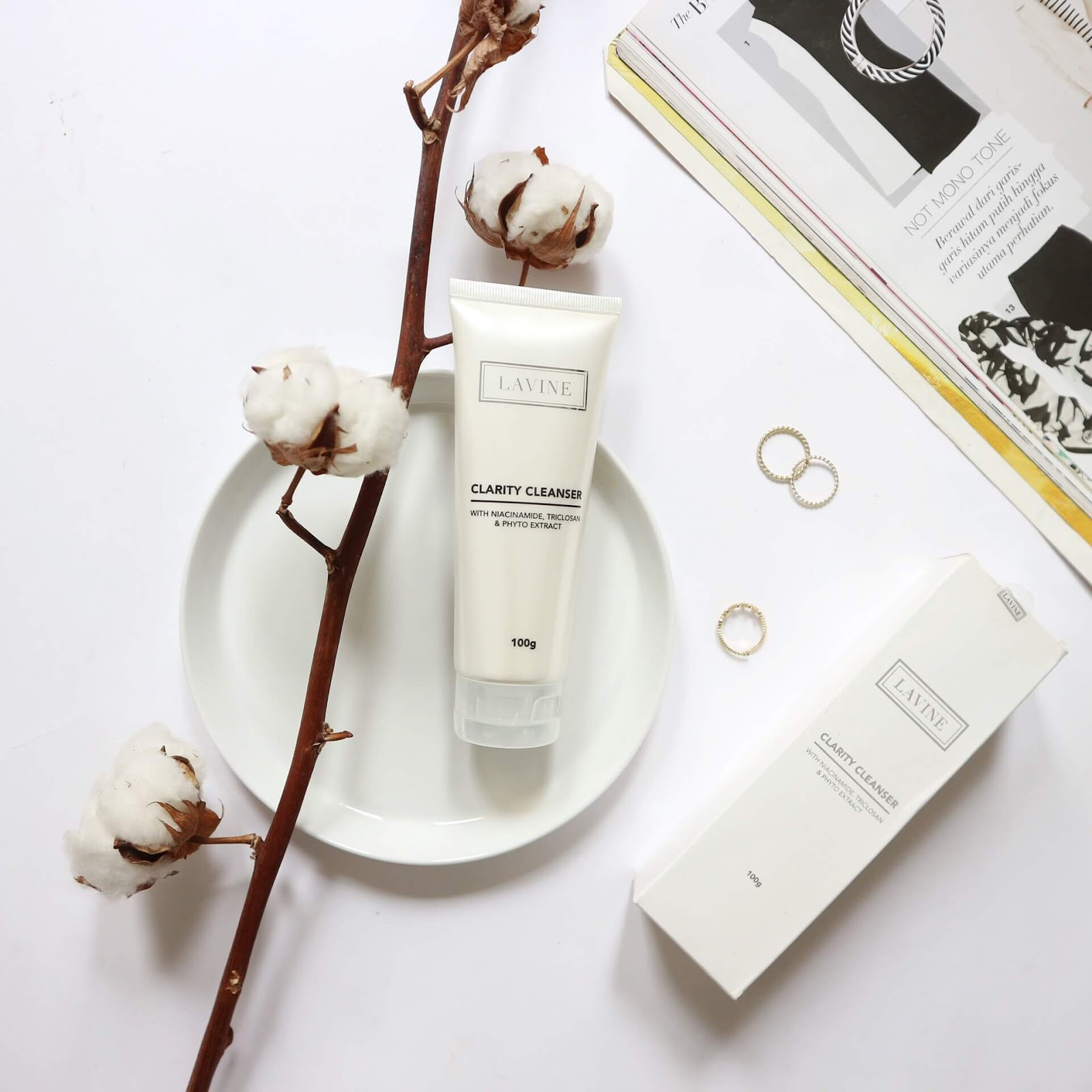Clarity Whitening Cleanser