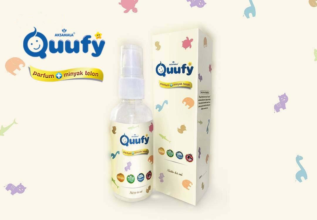 4 Keunggulan Minyak Telon Quufy ini Bikin Si Kecil Rileks Sepanjang Hari, Quufy ini adalah sebuah inovasi parfum aromaterapi yang sekaligus merupakan minyak telon, review produk minyak telon Quufy, manfaat minya telon quufy
