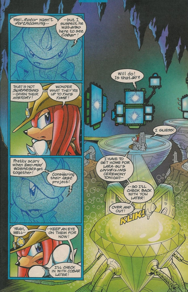 Read online Sonic The Hedgehog comic -  Issue #131 - 24