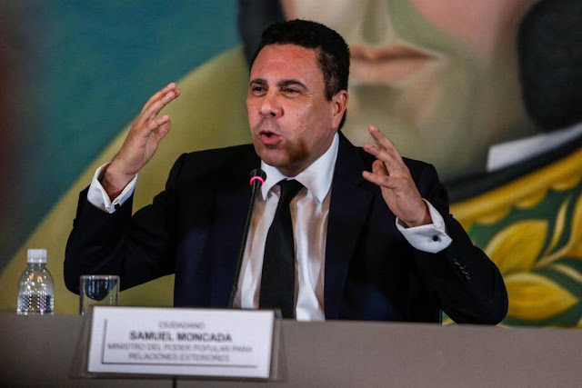 Venezuela critica silencio internacional tras caso de helicóptero