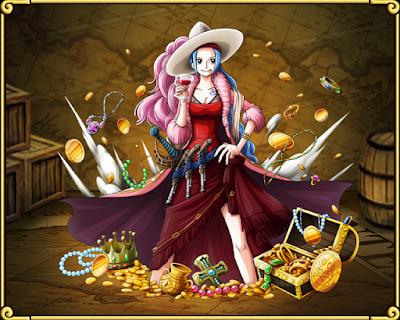 Wanita Tercantik dalam Serial Anime One Piece