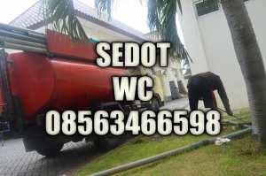 Sedot WC Jambangan Surabaya Selatan