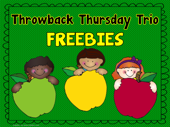 Throwback Thursday's FREE Addition and Subtraction Centers for St. Patrick's - Ten Different Strategies by Fern Smith's Classroom Ideas