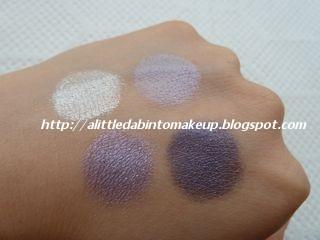 EyeStudio Color Plush Silk Eyeshadow Quad - Pink Persuasion by Maybelline #10
