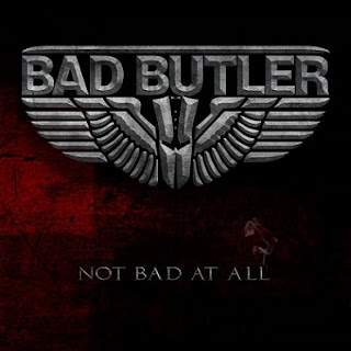 "Bad Butler - ""Not Bad at All"" (album)"