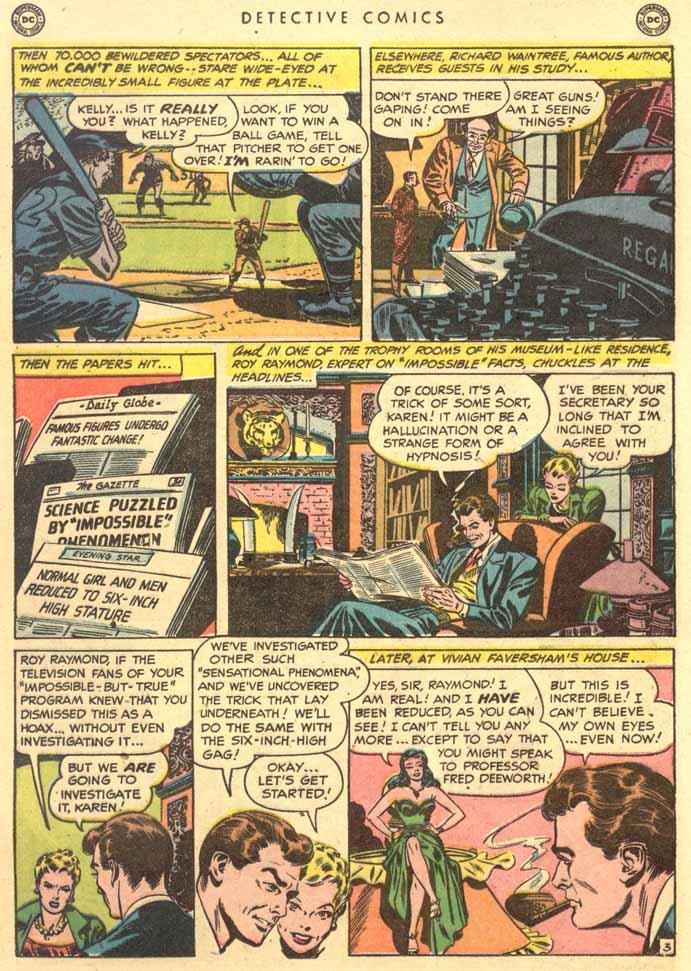 Read online Detective Comics (1937) comic -  Issue #159 - 19