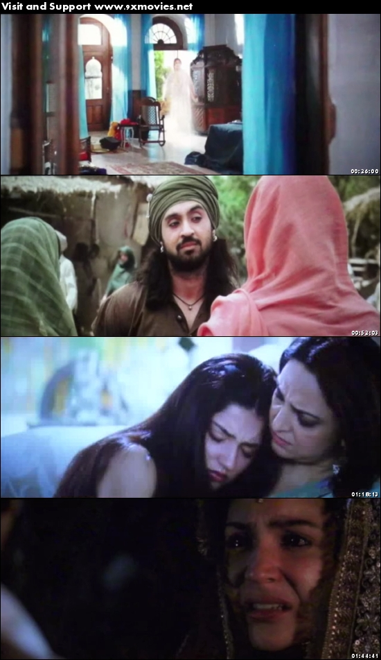 Phillauri 2017 Hindi DVDScr