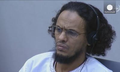 アフマド・アル・マハディ容疑者