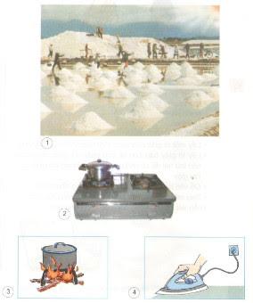 Những vật nào là nguồn toả nhiệt cho các vật xung quanh? Hãy nói về vai trò của chúng