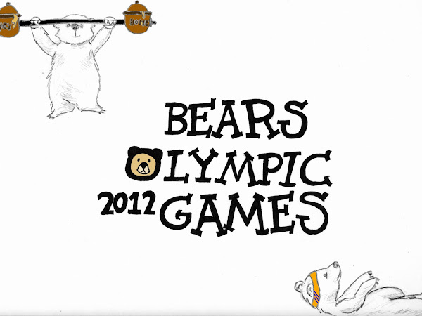 Bears Olympic Games 2012