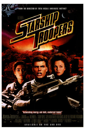 Picture of Starship Troopers Movie Poster