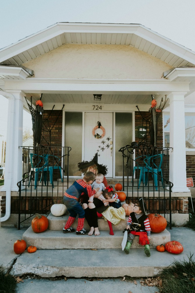 halloween family activities