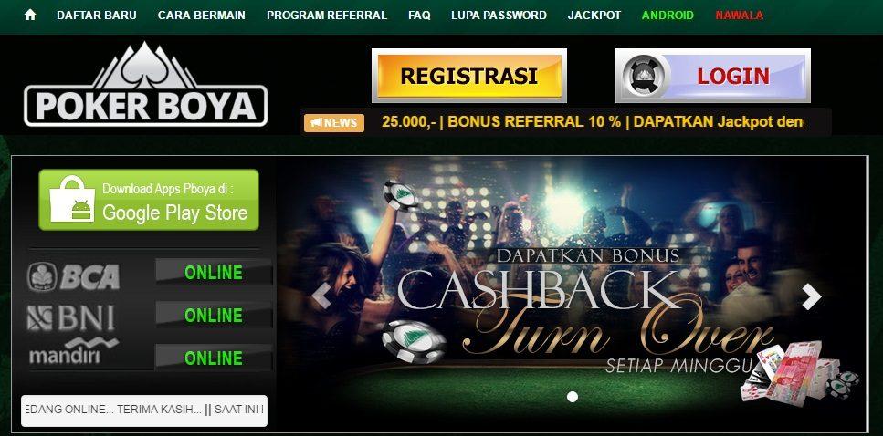 PokerBlitz , Kumpulan Poker Uang Asli Indonesia