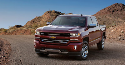 2017 Chevrolet Lineup