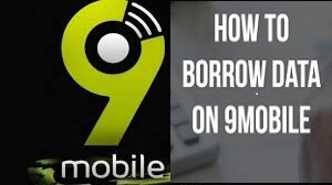 How to borrow data from etisalat