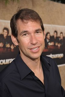 Doug Ellin. Director of Entourage - Season 7