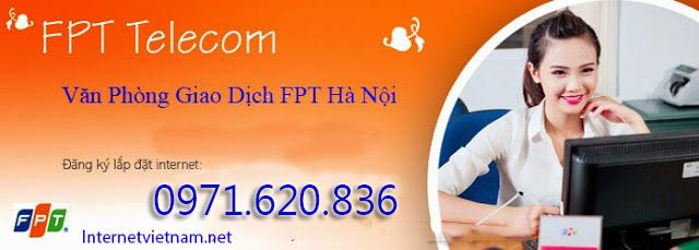 Lắp Đặt Internet FPT Phường Ô Chợ Dừa