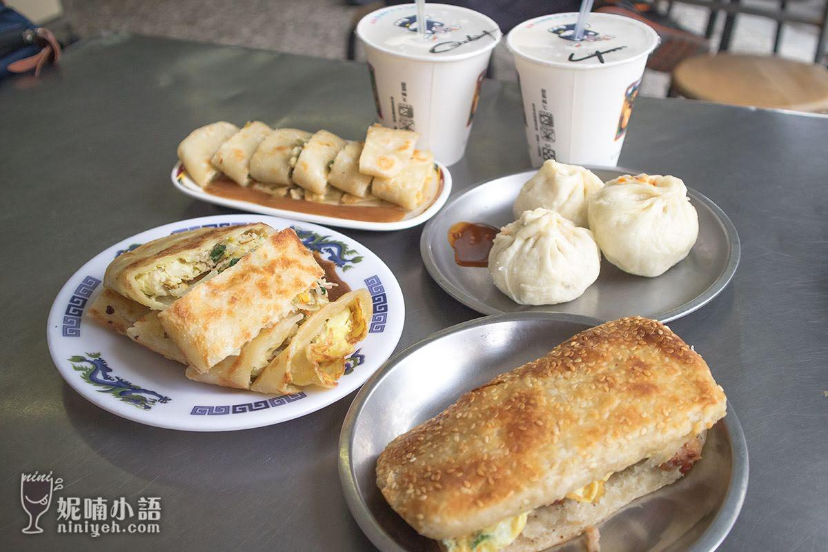 【東區早午餐】秦小姐豆漿店。蛋餅控淪陷的爆料手工蛋餅