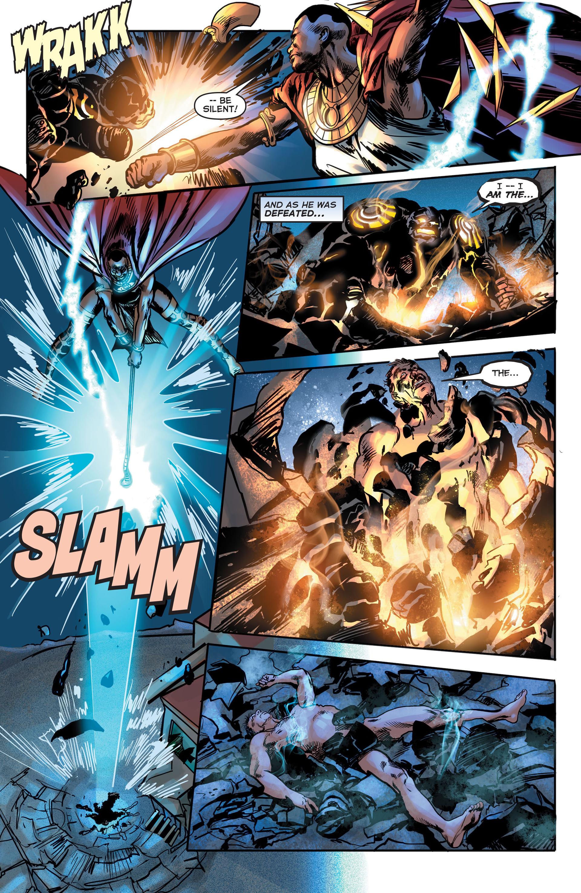 Read online Astro City comic -  Issue #6 - 21