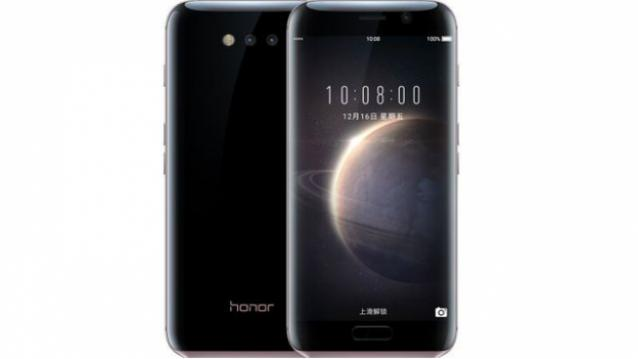Huawei Honor Magic, Ponsel Octa-core Marshmallow Usung Iris Scanner