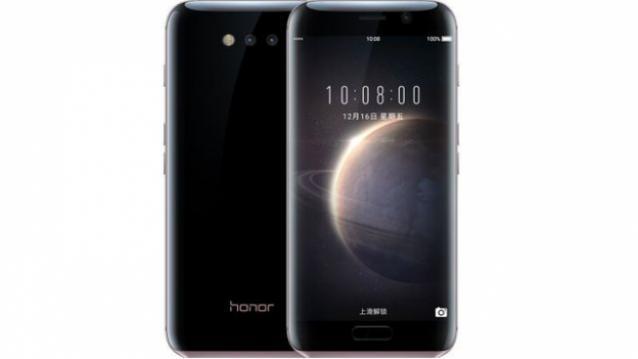 Huawei Honor Magic, Ponsel Octa-core Marshmallow Usung Iris Scanner