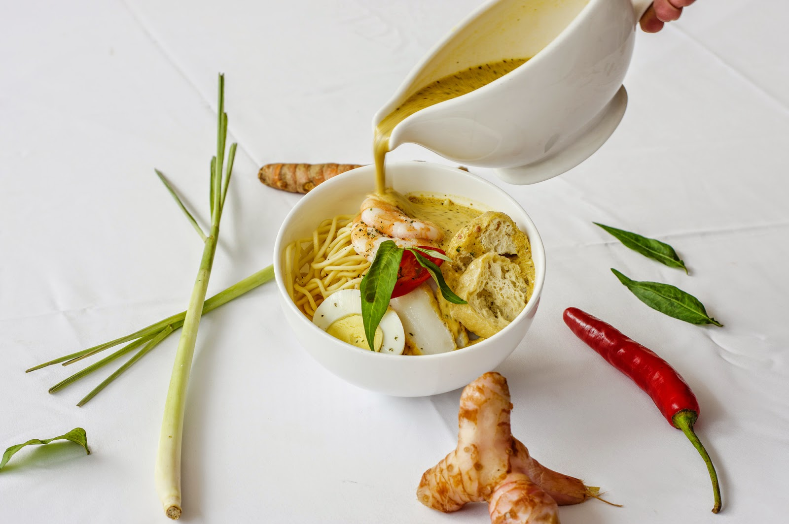 Malaysian Cuisine - Marriott Cafe di JW Marriott Medan