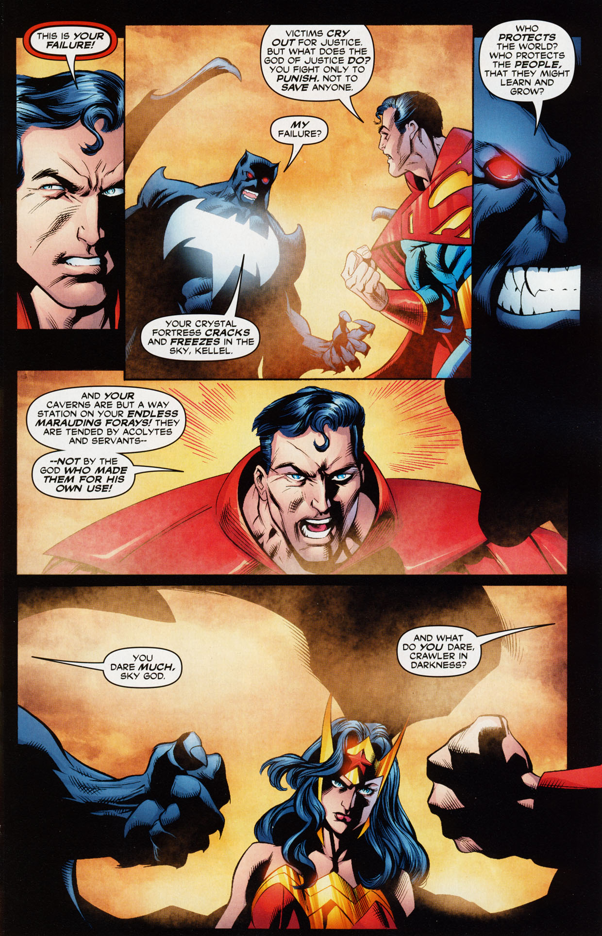 Read online Trinity (2008) comic -  Issue #36 - 10