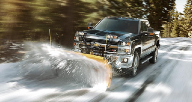 2018 Chevy Silverado Powertrain