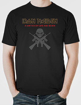 IRON MAIDEN TROOPERS[Rock T-Shirt]
