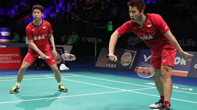 Live Streaming Yonex French Open 2018