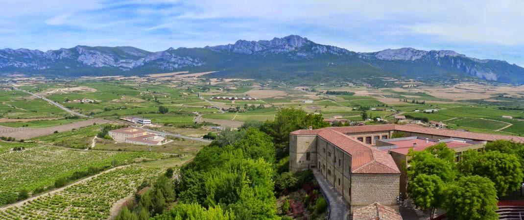 Vistas desde Laguardia.