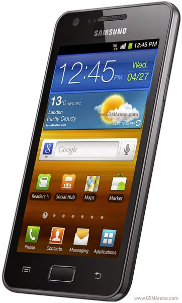 Samsung I9103 Galaxy R  Latest Firmwares Download