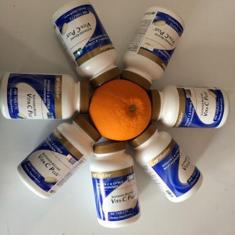 Vitamin C Untuk Kesihatan dan Kecantikan