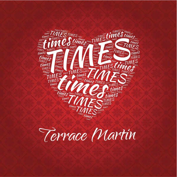 Terrace Martin - Times Cover