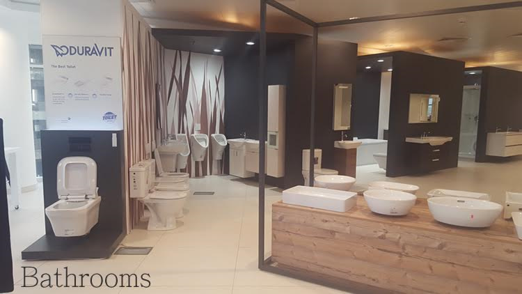 have you been to the new il bagno showroom in abuja